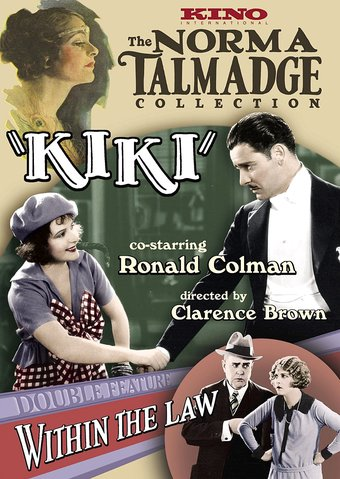 Norma Talmadge Collection: Kiki (1926) / Within