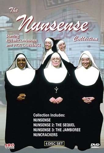 The Nunsense Collection (4-DVD)