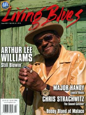 Living Blues - Volume #42, Issue #1