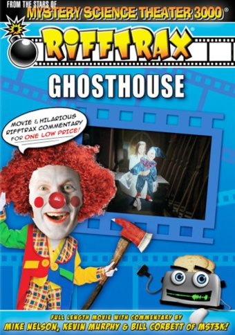 Rifftrax - Ghosthouse