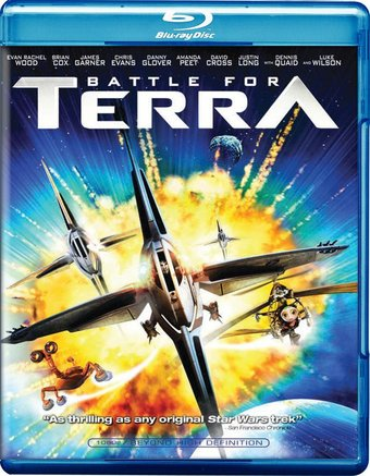 Battle for Terra (Blu-ray)