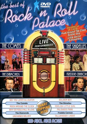 The Best of the Rock 'n' Roll Palace: The Comets