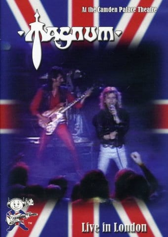 Magnum - Live in London at the Camden Palace