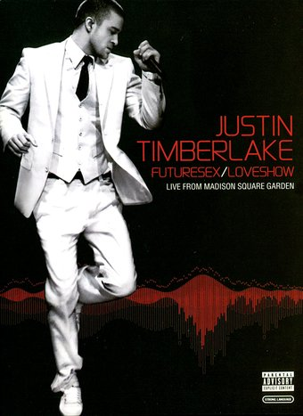 Futuresex / Loveshow: Live from Madison Square