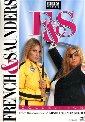 French & Saunders - Collection (6-DVD)