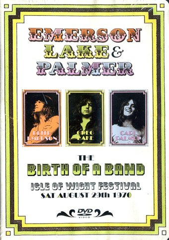 Birth of A Band: Isle of Wight Festival 1970