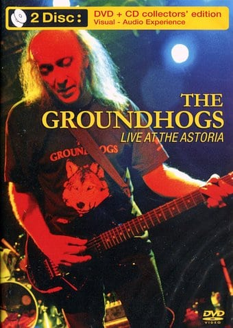 The Groundhogs - Live at the Astoria (DVD+CD)