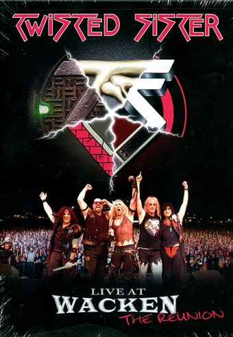 Twisted Sister - Live at Wacken: The Reunion (DVD