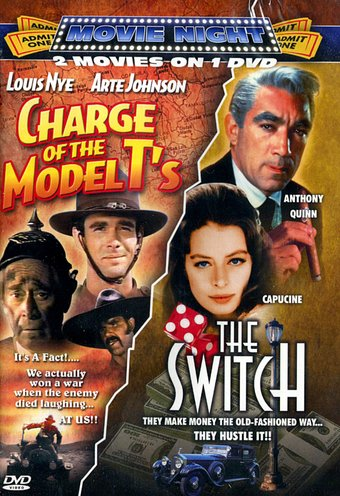 Charge of the Model T's / The Switch