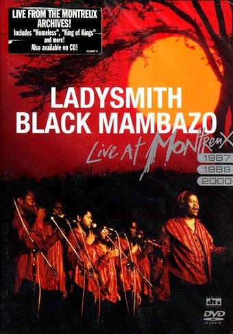 Ladysmith Black Mambazo - Live at Montreux 1987,