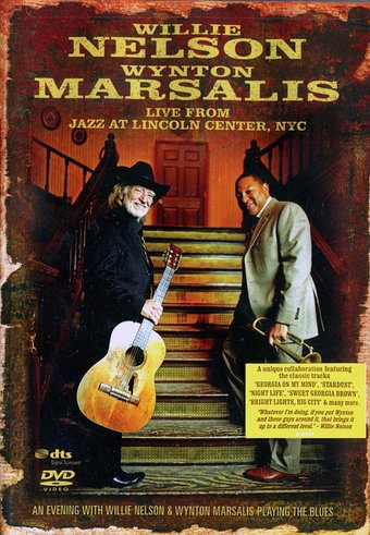 Willie Nelson & Wynton Marsalis - Live From Jazz