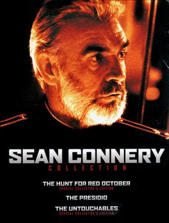 Sean Connery Collection (The Hunt for Red October