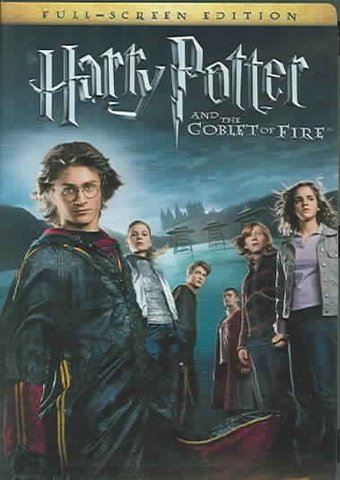 Harry Potter and the Goblet of Fire (Full Screen)