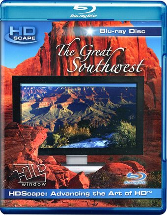 The Great Southwest (Blu-ray)