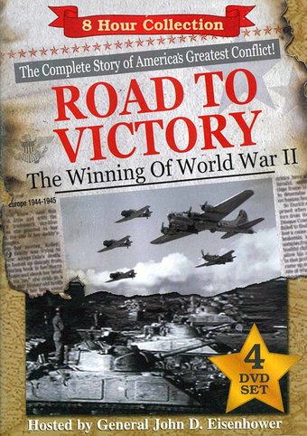 WWII - Road to Victory: The Winning of World War
