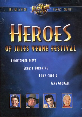 Heroes of the Jules Verne Festival