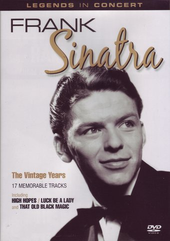 Frank Sinatra - Legends in Concert: The Vintage