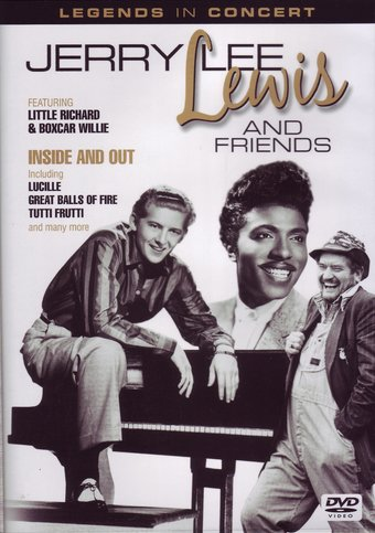 Legends in Concert: With Little Richard & Boxcar