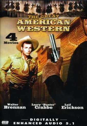 The Great American Western (4-DVD)