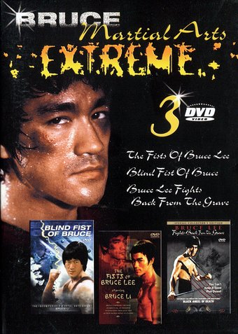Martial Arts Extreme: The Fists of Bruce Lee /