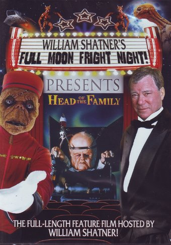 William Shatner's Full Moon Fright Night! - Head