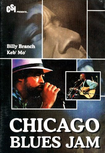 Keb' Mo' / Billy Branch - Chicago Blues Jam