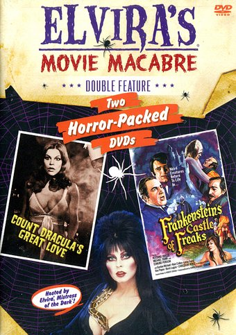Elvira's Movie Macabre - Count Dracula's Great