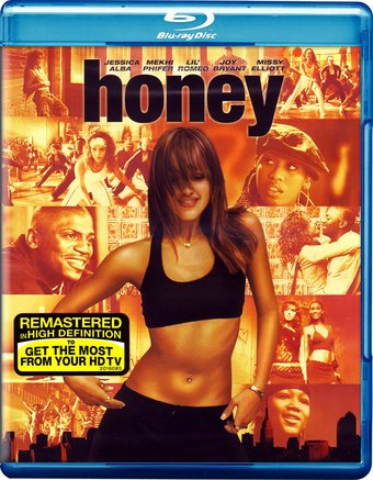 Honey (Blu-ray)