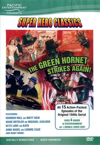 The Green Hornet Strikes Again!