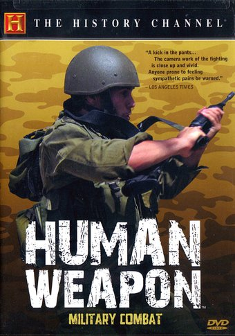 History Channel: Human Weapon - Hand-to-Hand