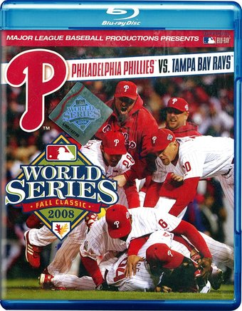 2008 World Series: Philadelphia Phillies vs.