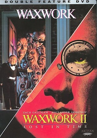 Waxwork / Waxwork II: Lost in Time (2-DVD)