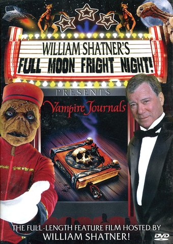 William Shatner's Full Moon Fright Night! -
