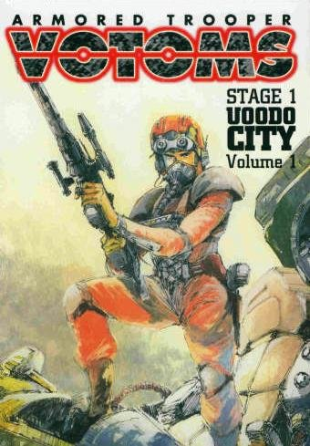 Armored Trooper Votoms - Stage 1: Voodo City,