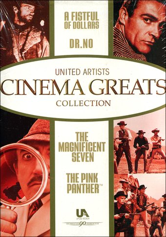 United Artists Cinema Greats Collection (A