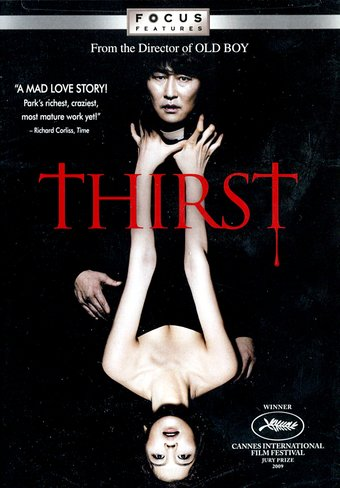 Thirst (Widescreen) (Korean, Subtitled in English)