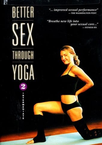 Better Sex Through Yoga, Volume 2