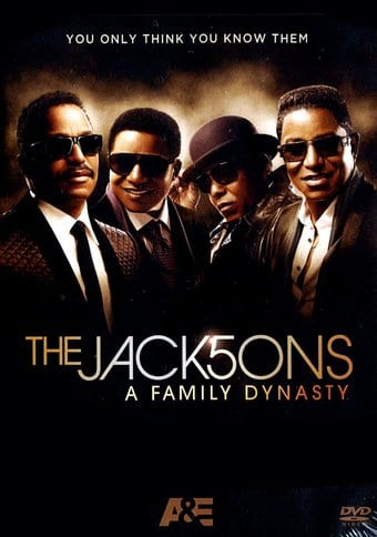 The Jacksons: A Family Dynasty - Season 1 (2-DVD)