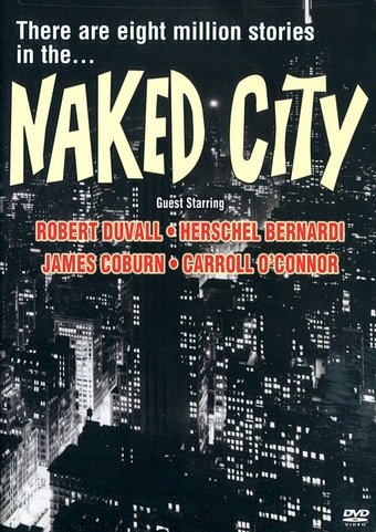 Naked City - (Spectre of The Rose Street Gang /