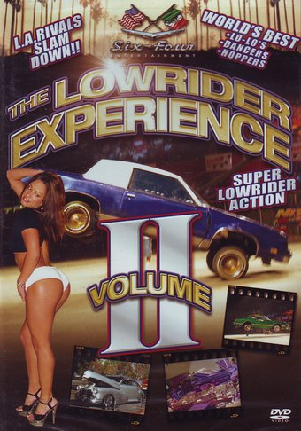 Cars - The Lowrider Experience, Volume 2
