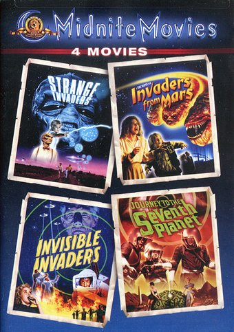 Midnite Movies 4-Movie Collection (Strange