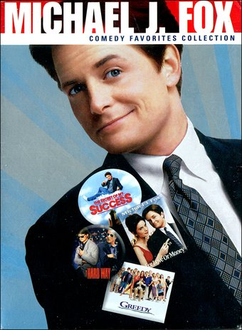 Michael J. Fox Comedy Favorites Collection (The