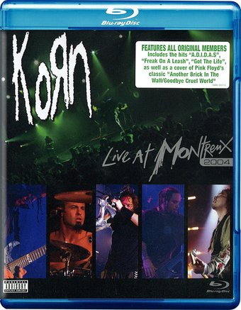 Korn - Live At Montreux 2004 (Blu-ray)