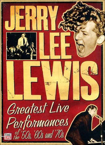 Greatest Live Performances of the '50s, '60s and