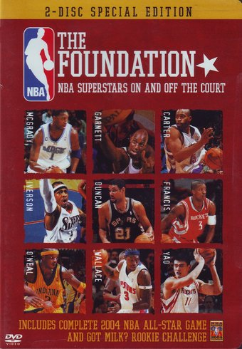 Basketball - NBA: The Foundation (2-DVD)