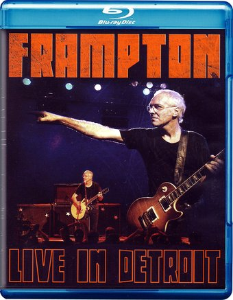 Live in Detroit (Blu-ray)