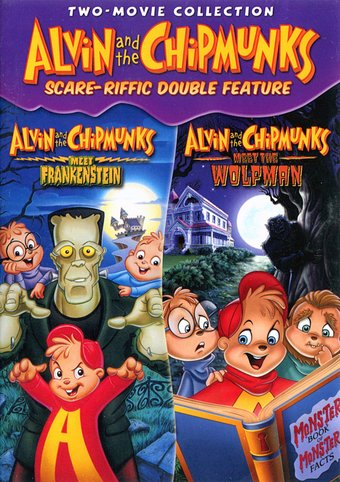 Alvin and the Chipmunks Scare-riffic Double