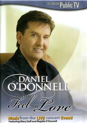 Daniel O'Donnell - Can You Feel the Love?