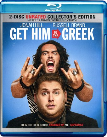 Get Him to the Greek (2-Disc Unrated Collector's