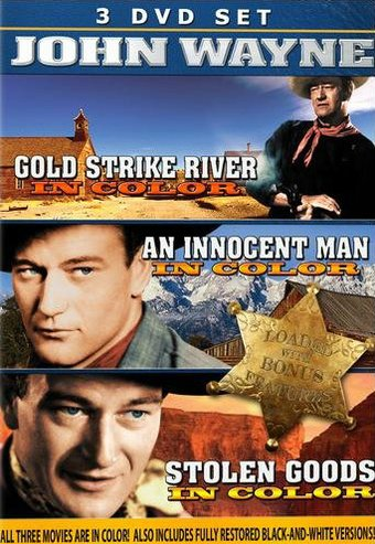 John Wayne - In Color: Stolen Goods / Gold Strike